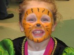 First she was just a princess. Then she became a TIGER princess!