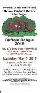 Buffalo Boogie, 2 001