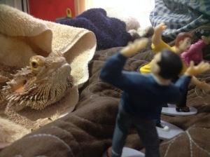 Reggie Attacks!